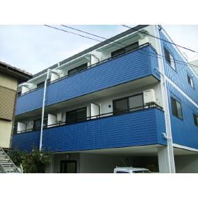 東京都板橋区、中板橋駅徒歩20分の築9年 3階建の賃貸マンション