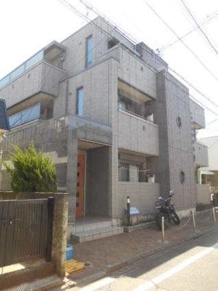 東京都板橋区、ときわ台駅徒歩7分の築11年 3階建の賃貸マンション