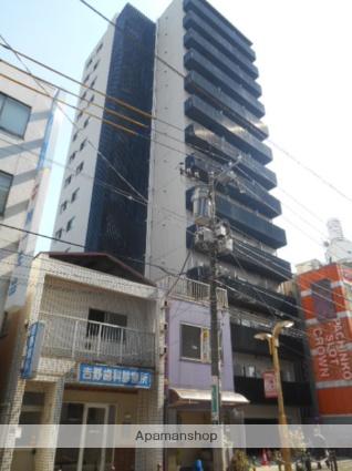 東京都板橋区、中板橋駅徒歩15分の築8年 14階建の賃貸マンション