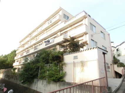 東京都板橋区、上板橋駅徒歩18分の築40年 5階建の賃貸マンション