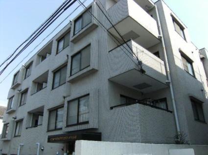 東京都板橋区、中板橋駅徒歩11分の築28年 4階建の賃貸マンション