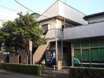 東京都板橋区、蓮根駅徒歩14分の築28年 2階建の賃貸アパート
