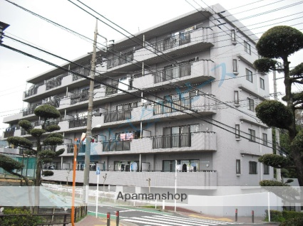 東京都板橋区、東武練馬駅徒歩20分の築21年 5階建の賃貸マンション