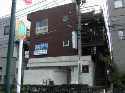 東京都板橋区、ときわ台駅徒歩2分の築43年 3階建の賃貸マンション