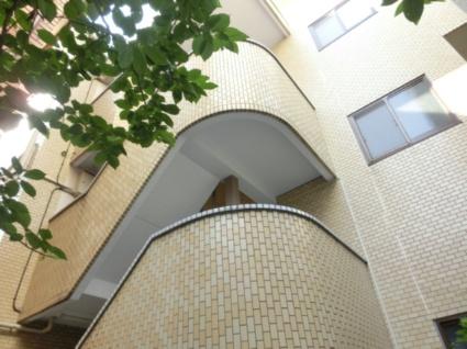 東京都板橋区、ときわ台駅徒歩5分の築24年 3階建の賃貸マンション
