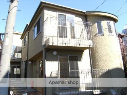 東京都板橋区、中板橋駅徒歩17分の築8年 2階建の賃貸アパート