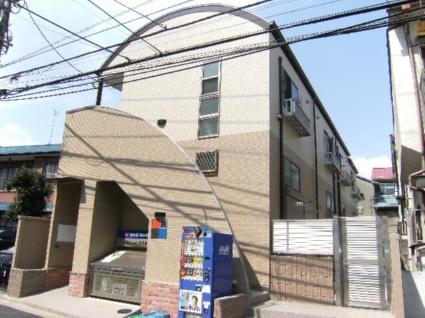 東京都板橋区、ときわ台駅徒歩12分の築9年 2階建の賃貸アパート
