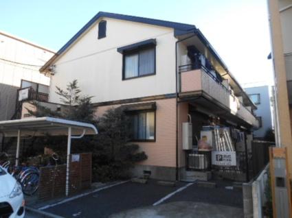 東京都板橋区、下赤塚駅徒歩19分の築21年 2階建の賃貸アパート