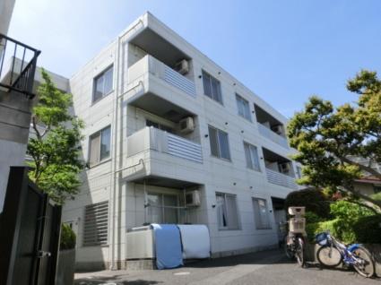 東京都板橋区、ときわ台駅徒歩20分の築21年 3階建の賃貸マンション