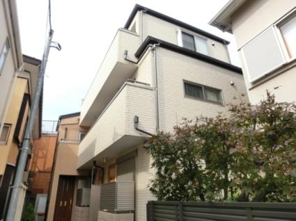 東京都板橋区、ときわ台駅徒歩20分の築6年 3階建の賃貸アパート