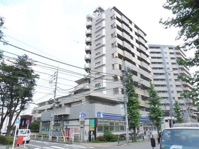 東京都板橋区、浮間舟渡駅徒歩26分の築27年 11階建の賃貸マンション