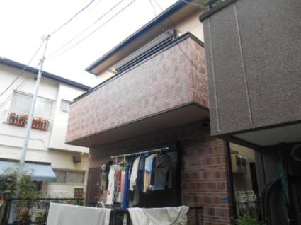 東京都板橋区、ときわ台駅徒歩8分の築12年 2階建の賃貸アパート