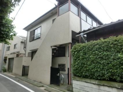 東京都板橋区、中板橋駅徒歩12分の築28年 2階建の賃貸アパート