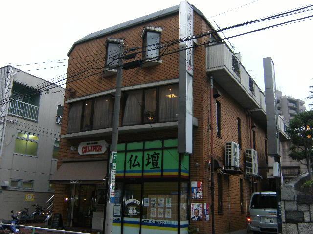 東京都板橋区、成増駅徒歩4分の築33年 3階建の賃貸マンション