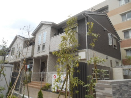 東京都板橋区、大山駅徒歩6分の築2年 2階建の賃貸アパート