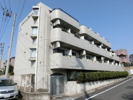 東京都練馬区、上板橋駅徒歩11分の築28年 4階建の賃貸マンション