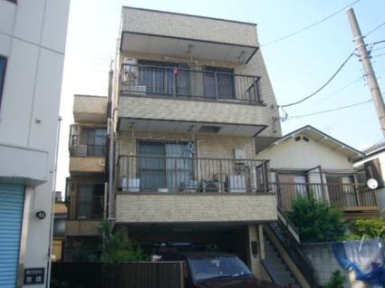 東京都板橋区、上板橋駅徒歩12分の築26年 3階建の賃貸マンション