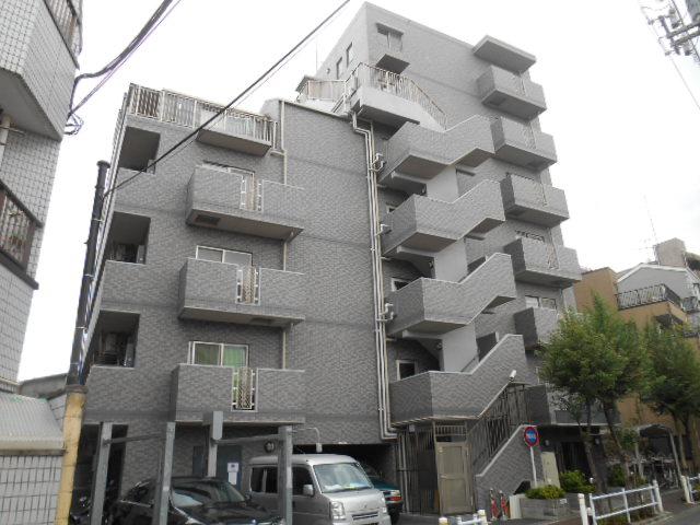 東京都板橋区、ときわ台駅徒歩12分の築9年 7階建の賃貸マンション
