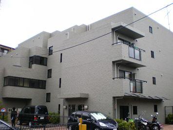 東京都板橋区、中板橋駅徒歩19分の築10年 4階建の賃貸マンション