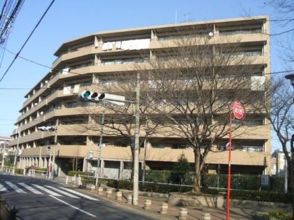 東京都板橋区、ときわ台駅徒歩19分の築16年 7階建の賃貸マンション