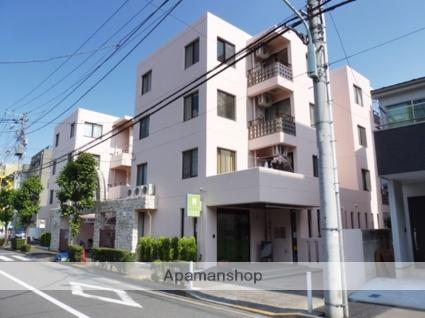 東京都板橋区、中板橋駅徒歩19分の築32年 4階建の賃貸マンション