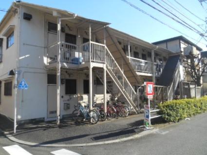 東京都板橋区、東武練馬駅徒歩15分の築30年 2階建の賃貸アパート