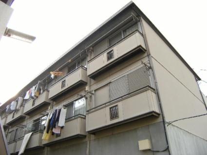 東京都板橋区、上板橋駅徒歩20分の築32年 2階建の賃貸アパート