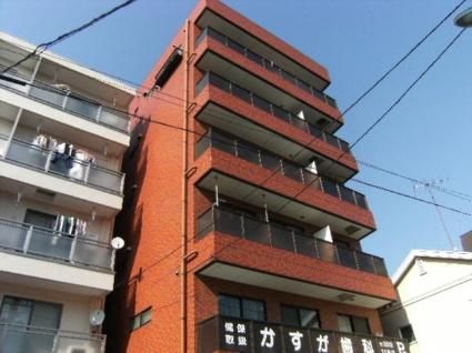 東京都板橋区、ときわ台駅徒歩14分の築22年 6階建の賃貸マンション