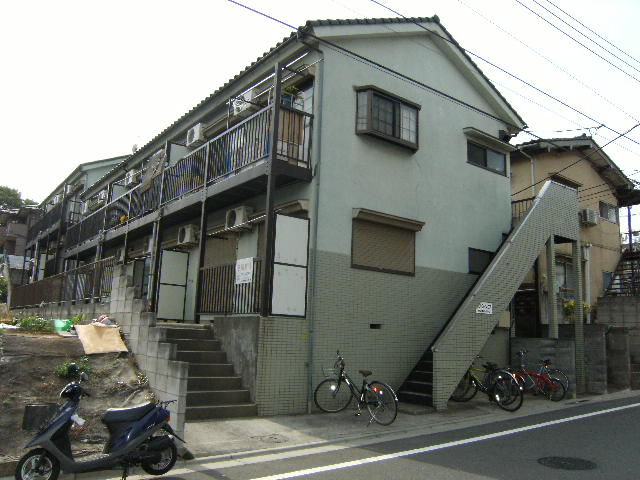東京都板橋区、東武練馬駅徒歩15分の築26年 2階建の賃貸アパート