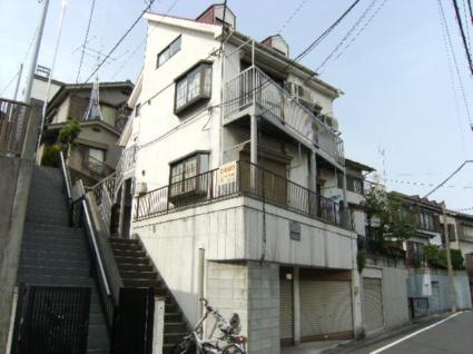 東京都板橋区、東武練馬駅徒歩15分の築29年 3階建の賃貸マンション