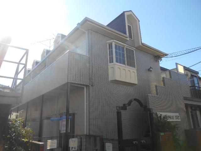 東京都練馬区、上板橋駅徒歩12分の築26年 2階建の賃貸アパート
