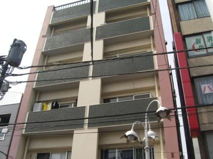 東京都板橋区、上板橋駅徒歩2分の築41年 5階建の賃貸マンション
