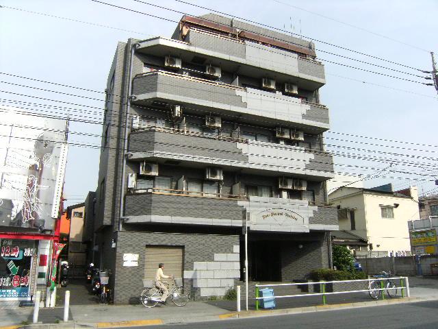 東京都板橋区、東武練馬駅徒歩12分の築23年 5階建の賃貸マンション