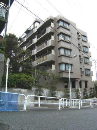 東京都板橋区、東武練馬駅徒歩10分の築25年 6階建の賃貸マンション