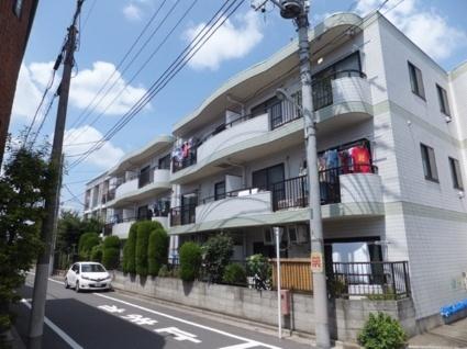東京都板橋区、ときわ台駅徒歩10分の築20年 3階建の賃貸マンション