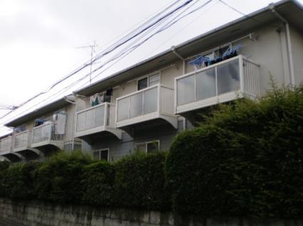 東京都板橋区、中板橋駅徒歩25分の築26年 2階建の賃貸テラスハウス