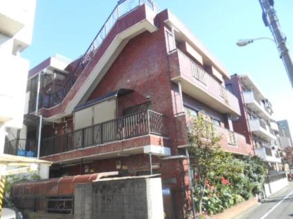 東京都板橋区、中板橋駅徒歩15分の築34年 3階建の賃貸マンション