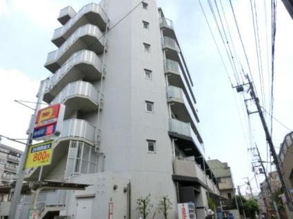 東京都板橋区、ときわ台駅徒歩18分の築7年 7階建の賃貸マンション