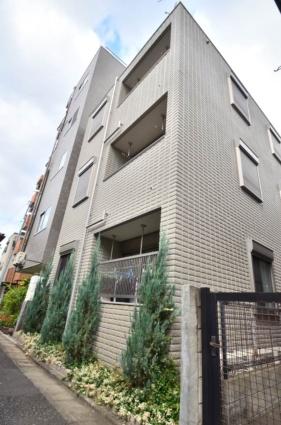 東京都板橋区、ときわ台駅徒歩6分の築28年 2階建の賃貸アパート