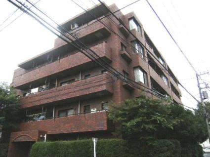 東京都板橋区、ときわ台駅徒歩13分の築27年 5階建の賃貸マンション