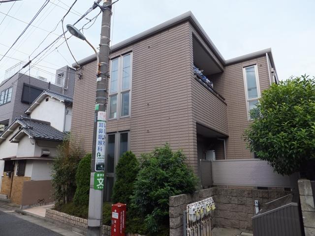 東京都練馬区、上板橋駅徒歩13分の築9年 2階建の賃貸マンション