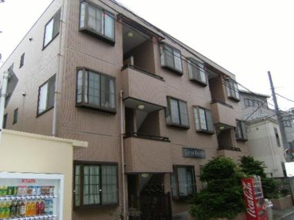 東京都板橋区、上板橋駅徒歩6分の築24年 3階建の賃貸マンション