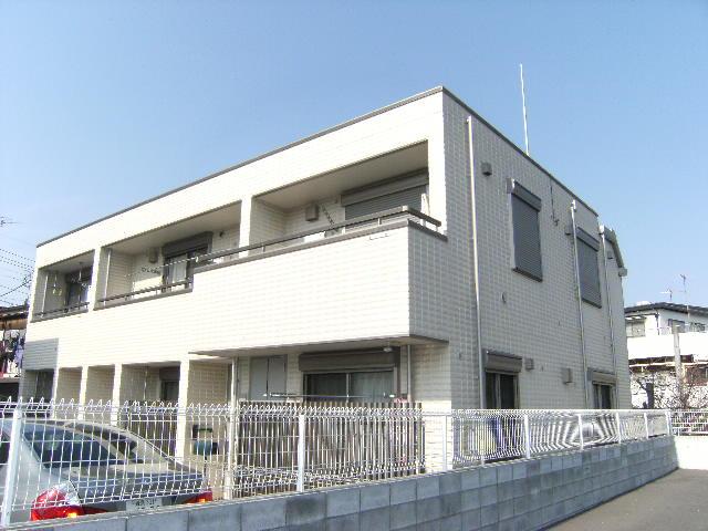 東京都板橋区、上板橋駅徒歩9分の築9年 2階建の賃貸マンション