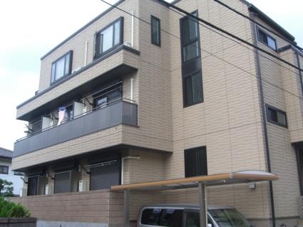 東京都板橋区、上板橋駅徒歩6分の築13年 3階建の賃貸マンション