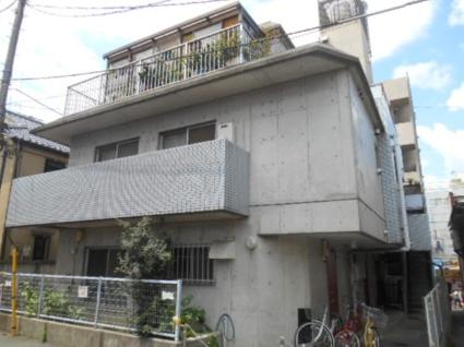 東京都板橋区、ときわ台駅徒歩16分の築30年 3階建の賃貸マンション