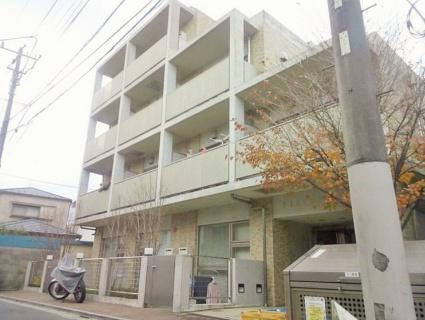 東京都板橋区、大山駅徒歩16分の築13年 4階建の賃貸マンション