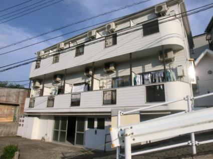 東京都板橋区、ときわ台駅徒歩19分の築28年 3階建の賃貸マンション