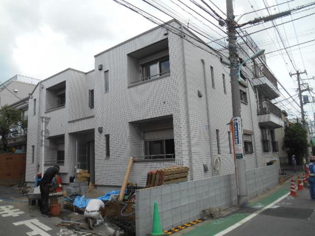 東京都板橋区、ときわ台駅徒歩14分の築1年 2階建の賃貸アパート
