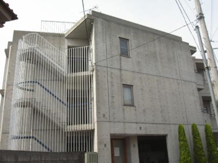 東京都板橋区、ときわ台駅徒歩20分の築16年 3階建の賃貸マンション