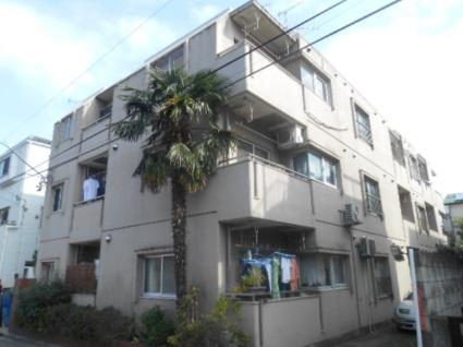 東京都板橋区、ときわ台駅徒歩9分の築34年 3階建の賃貸マンション